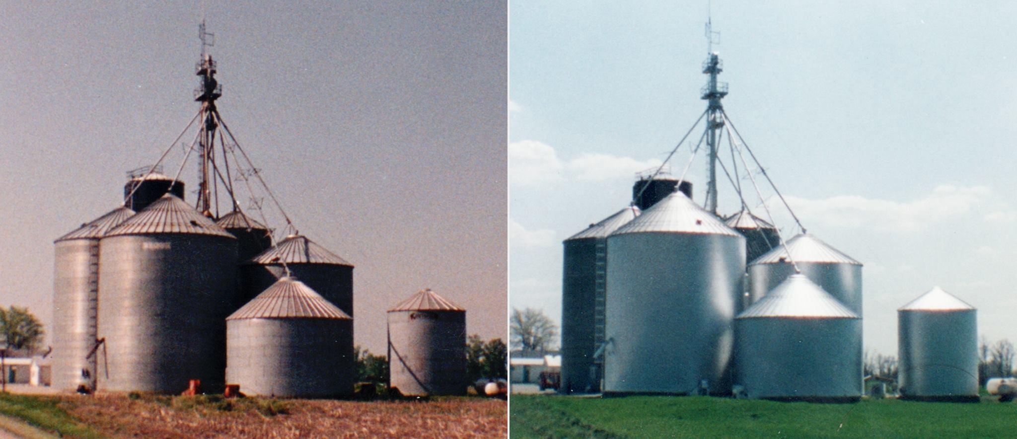 Home - Grain Bin Painters