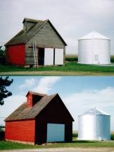 Barn Painting Photos