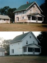 Farm House Painting Photos