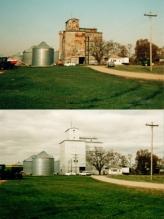 Grain Elevator Painting Photos